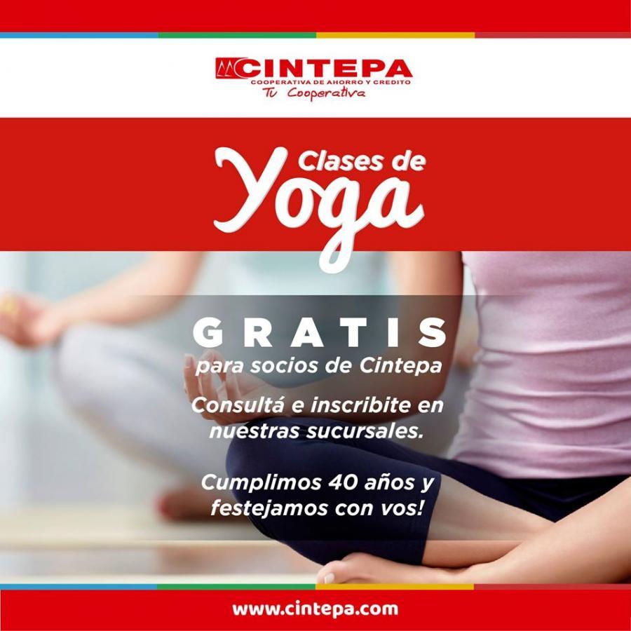 Noticias - Clases de Yoga gratis d2f79baf1c97